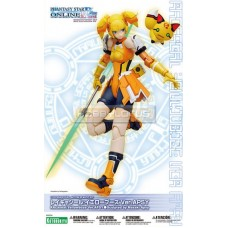 Phantasy Star Online Blue Burst Episode IV RAcaseal Yellowboze Ver.APSY